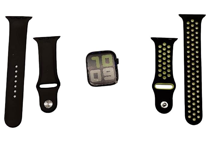 Smart hodinky MXM T55 - provedení Black / Green