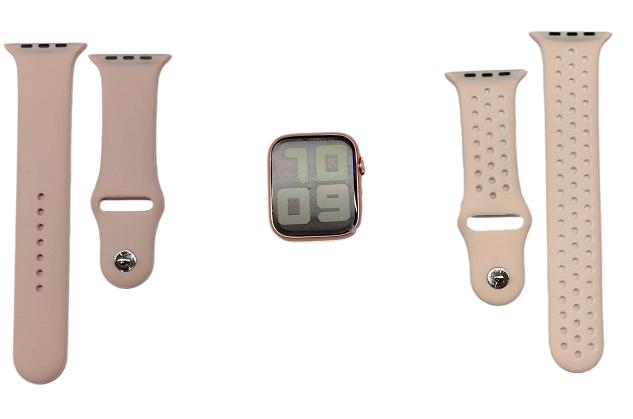 Chytré hodinky T55 - provedení Rose